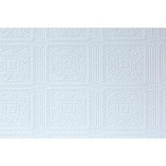 York Wallcoverings Weathered Finishes Tin Tile Wallpaper-PA131206 - The Home Depot