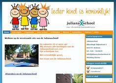 website Julianaschool Arnhem
