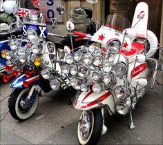 Bristol Mod Scooter Club