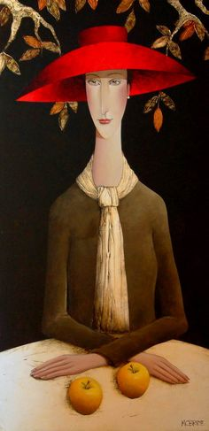 Golden Apples and Linen, by Danny McBride