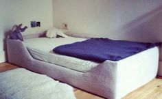 This is a cool bed