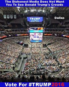 #Trumpforpresident