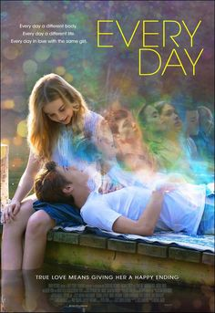 Every Day streaming VF film complet (HD)Koomstream – film streaming Movie To Watch List, Good Movies To Watch, Movie List, 2018 Movies, Netflix Movies, Movies Online, Love Movie, Movie Tv, Best Romantic Movies