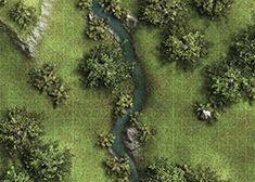 wilderness stream