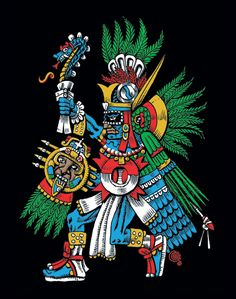 Coatlicue II <br /><br />Print measures x on a very nice heavy card stock.<br /><br />Also available in a larger x size.<br /><br />Product ships within days after order is placed. Mayan Tattoos, Mexican Art Tattoos, Aztec Drawing, Azteca Tattoo, Aztec Tattoo Designs, Aztec Culture, Inka, Aztec Art, Selling Art