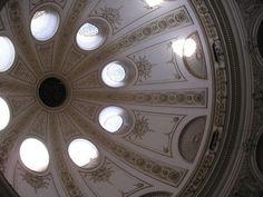 dome interior Vienna Secession, Mirror, Interior, Furniture, Home Decor, Decoration Home, Indoor, Room Decor, Mirrors