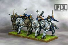 Empire Pistoliers #whfb #warhammer #aos #ageofsigmar #empire #gamesworkshop #miniatures #wellofeternity #wargames #wargaming #hobby