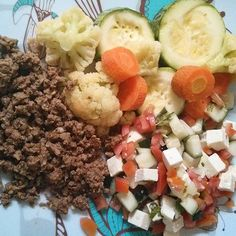 Carne moída abobrinha couve - flor cenoura e vinagrete (tomate cebola ricota pepino e coentro) ---- #lowcarblifestyle #lowcarb #invernofitveraotop #FitEm10Semanas2 #euqueroeuconsigo #frangocombatatadoce #eatclean #projetochrislodi #atitudeboaforma #realfood #healthlifestyle #cleandiet #cleanfood #comidadeverdade #30diasparasecar #comeeagacha #gorduradobem #lchf #iifym #paleo #hardcoreladies #nopainnogain #secarem30dias #vemlogocopao #eatplaycrush #crusedit #desafiomagraem60dias by…
