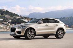 Автофория: Jaguar E-Pace должен выйти до 2020 года