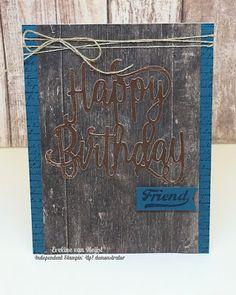 Ditjes en datjes: In The Spotlight, Vaderdag/mannenkaarten. Spotlight, Stampin Up, Happy Birthday, Board, Fun, Happy Brithday, Urari La Multi Ani, Stamping Up, Happy Birthday Funny