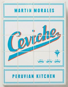 good reads / ceviche