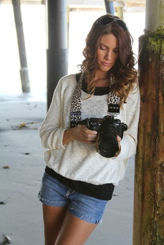For the unapologetic adventures we chase, the images we capture, the memories we create. The best style and quality camera strap on the market! Photographer Headshots, Photographer Branding, Headshot Photography, Girls With Cameras, Camera Straps, Portrait Images, Female Photographers, Couture, Fashion Beauty