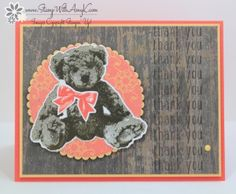 Stampin' Up! Baby Bear Thank You for the Happy Inkin' Thursday Blog Hop – Stamp With Amy K