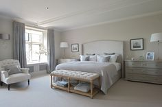 Country Bedroom by Sims Hilditch