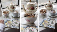 England, english breakfast tea - OszlánszkiART English Breakfast Tea, Tea Pots, England, Tableware, Dinnerware, Tablewares, Tea Pot, English, Place Settings
