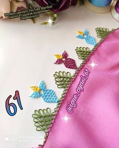 Needle Lace, Filet Crochet, Diy And Crafts, Embroidery, Instagram, Board, Rage, Amigurumi, Needlepoint