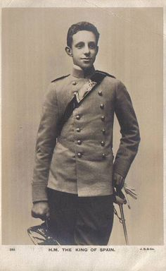 King Alfonso XIII of Spain