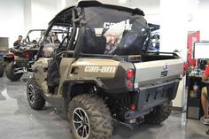 New 2016 Can-Am Commander Limited 1000 ATVs For Sale in Texas. 2016 Can-Am Commander Limited 1000, We Will Not Be Beat On Price - Call Today 817-596-3244! 2016 Can-Am® Commander Limited 1000 THE ULTIMATE FULLY-LOADED 2-SEATER Take the ultimate ride with a fully-loaded side-by-side vehicle. Features may include: 85-HP ROTAX 1000 V-TWIN ENGINE CATEGORY-LEADING PERFORMANCE Liquid-cooled, 8-valve Rotax 976 cc V-twin pumps out a class-leading 85 horsepower, yet is refined thanks to EFI and iTC…
