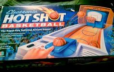 Hot Shot Basketball - one of THE best games ever made. Got it for Christmas one year