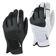 2014 Nike Mens Tech Xtreme Leather Golf Glove