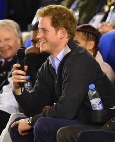 "Prince Harry attends the Premiere of ""Guillemot"" at Cineworld at The Cornerhouse in Nottingham, UK on 03.02.2015"