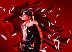 Final Fantasy 8. Squall. Favorite video game. Emotional connection to the character for havin' a similar personality.