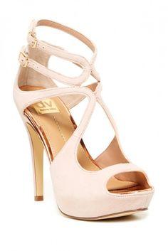 Brielle Platform Sandal