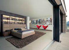 #FIMES #Bookcase #bookcasebed #beds #designbedrooms #italianbedrooms #abitare #abitaredesignforliving