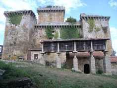 Castelo de Pambre, Palas de Rei, Lugo