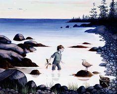 """Island Boy"" by Barbara Cooney...Great book"