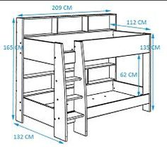Zoomie Kids Depuy Twin Bunk Bed with Trundle