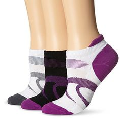 ASICS Women's Intensity Single Tab Socks (3-Pack), Small, Byzantium Assorted ASICS http://www.amazon.com/gp/product/B00U3KZDHW?ie=UTF8&creativeASIN=B00U3KZDHW&linkCode=xm2&tag=retafold-20