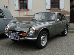 HONDA S800 1966-70
