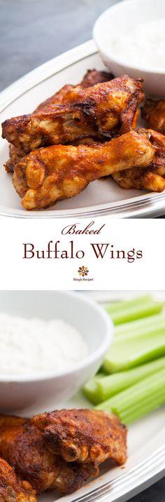 ... Buffalo Wings | Recipe | Baked Buffalo Wings, Buffalo Wings and Oven