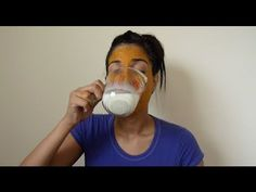 How to get clear skin, remove acne, and dark circles! I want to try this and see if it works.