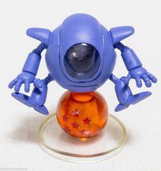 Dragon Ball Z Pilaf Robot Chara Puchi Mini Figure JAPAN ANIME MANGA