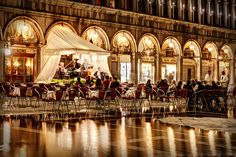 Caffè Quadri - St. Mark's Square - Venice