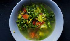 Lemon Soup and Lemon Tart - Nigel Slater Lemon Recipes, Veggie Recipes, Soup Recipes, Vegetarian Recipes, Veggie Meals, Spring Soups, Lemon Soup, Vegan Challenge, Nigel Slater