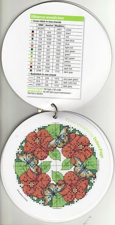 Newest Cost-Free Cross Stitch floral Strategies Cross-stitch is a simple form of needlework, perfect to your fabric open to stitchers today. Cross Stitch Cards, Cross Stitch Flowers, Cross Stitching, Cross Stitch Embroidery, Cross Stitch Designs, Cross Stitch Patterns, Stain Glass Cross, Needlework, Mini