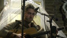 Matt Corby - 'RUNAWAY' (London Secret Garden - 19.09.2012)