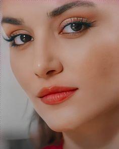 Turkish Fashion, Turkish Beauty, Cute Beauty, Beauty Full Girl, Beautiful Face Images, Half Shaved Hair, Cute Selfie Ideas, Beautiful Muslim Women, Profile Picture For Girls