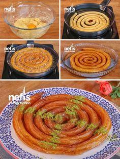 Pie Recipes, Dessert Recipes, Fancy Desserts, Kefir, Ratatouille, Food Art, Food Videos, Buffet, Deserts
