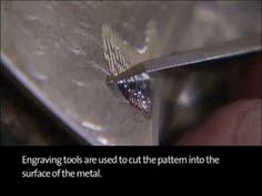 ▶ V Jewellery Gallery - Enamelling a brooch - YouTube