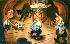 Köp & sälj begagnat & second hand online Second Hand Online, Norway, Disney Characters, Fictional Characters, Witch, Birds, Seasons, Disney Princess, Christmas Postcards