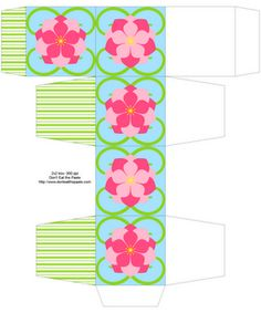 great boxes---- import in mtc & cut w/patterned paper