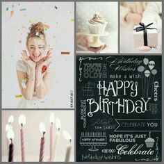 For my daughter, the light of my life: on your birthday I wish that you will always be happy, forever healthy, and that your life will be filled with all the things that brings you laughter and love! #moodboard #collage #inspirationboard #byJeetje♡