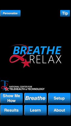 Breathe2Relax is a portable stress management tool which provides detailed information on the effects of stress on the body, and instructions & practice exercises to help users learn diaphragmatic breathing, a key stress management skill.