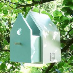 Birdhouse In The Garden That Makes The Park More Beautiful 21