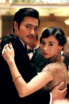 Jang DongGun and Cecilia Chung for Dangerous Liaisons.