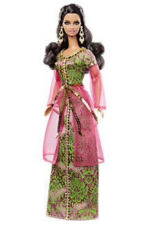 <em>Morocco</em> Barbie® Doll